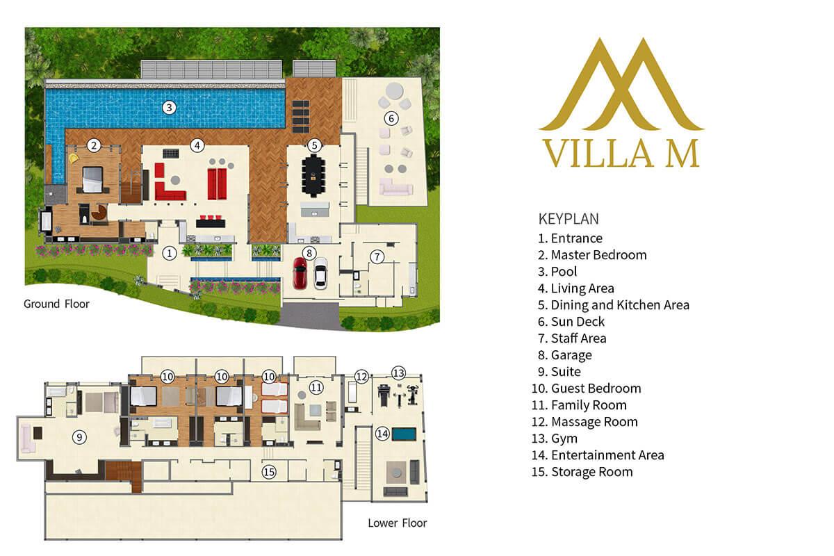 Explore Villa M Malaiwana Nai Thon Beach Phuket Luxury Villas
